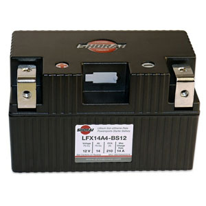 Shorai LFX14A4-BS12 Lithium-Iron Battery