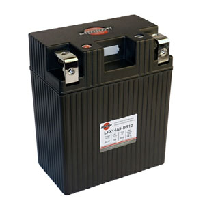 Shorai LFX14A5-BS12 Lithium-Iron Battery