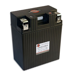 Shorai LFX14L5-BS12 Lithium-Iron Battery