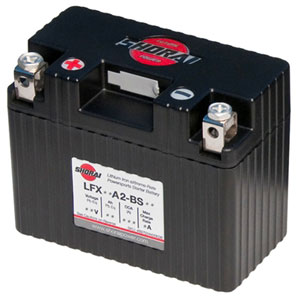 Shorai LFX18A2-BS06 Lithium-Iron Battery