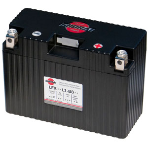 Shorai LFX18L1-BS12 Lithium-Iron Battery