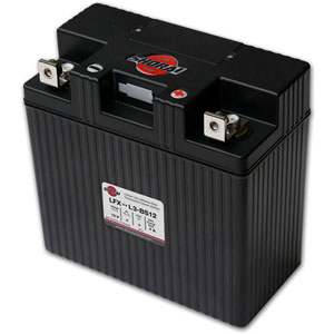Shorai LFX27L3-BS12 Lithium-Iron Battery