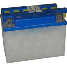 YB4L-B Dry Charge Battery: Acid Required