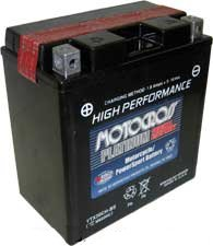 Motocross YTX20CH-BS AGM Maintenance Free Battery