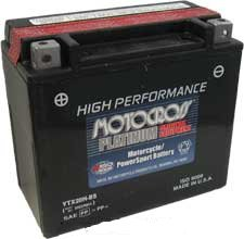 Motocross YTX20H-BS AGM Maintenance Free Battery