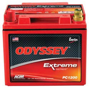 Odyssey PC1200LMJT Battery