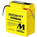 Motobatt MBT6N6 6V 6Ah AGM Battery