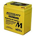 Motobatt MBTX7U 12V 8Ah AGM Battery
