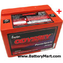 Odyssey PC310 Battery