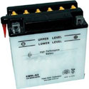 YB9L-A2 Dry Charge Battery: Acid Required