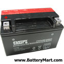 YTX7A-BS AGM Maintenance Free Battery