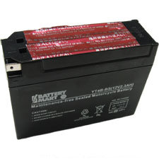 YT4B-BS AGM Maintenance Free Battery