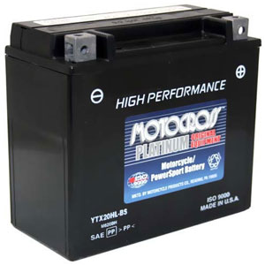 YTX20HL-BS AGM Maintenance Free Battery