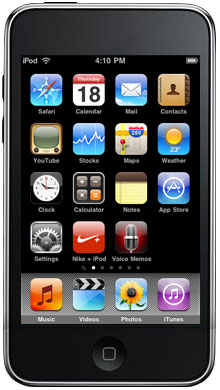 2nd Generation iPod Touch