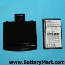 Replacement Blackberry 8800 High Capacity Battery with Cover