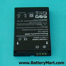 Replacement Blackberry 8800 Battery