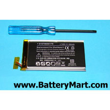 iPod Nano Battery (2nd Generation) with Tools