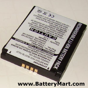 Replacement Gateway TPB800 Battery