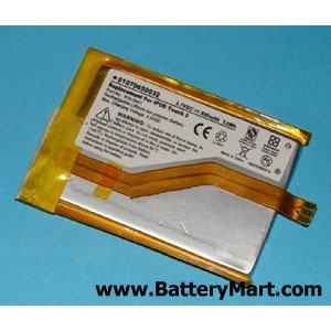 Replacement iPod Touch Battery (2nd Generation)