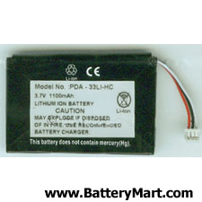 Replacement iPod Battery (3rd Generation - Slim)