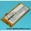 Replacement Apple iPod Nano Battery (4th Generation)