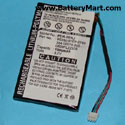 Replacement Magellan 0829FL22538 Battery