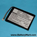 Replacement Magellan K4790SA108821 Battery