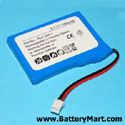Replacement Sureshot 8800 GPS Battery