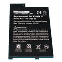 Replacement Amazon Kindle 3G DR-A012 Battery