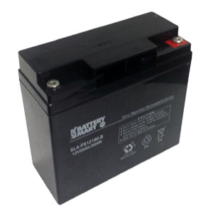 12 Volt 20 Ah Sealed Lead Acid Rechargeable Battery with Insert Terminal