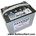 12 Volt 75 Ah Sealed Lead Acid Rechargeable Battery