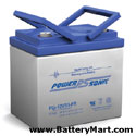Flame Retardant 12 Volt, 35 Ah Sealed Lead Acid Rechargeable Battery
