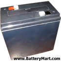 6 Volt 36 Ah Sealed Lead Acid Rechargeable Battery
