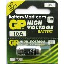 GP10A 9 Volt Alkaline Battery