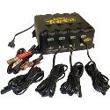 Battery Tender 12 Volt 1.25 Amp International Battery Charger - 4 Banks