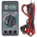 Velleman DVM810 3 1/2 Mini Digital Multimeter