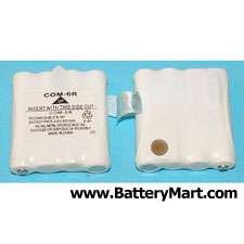 Replacement Midland BATT6R Two Way Radio Battery