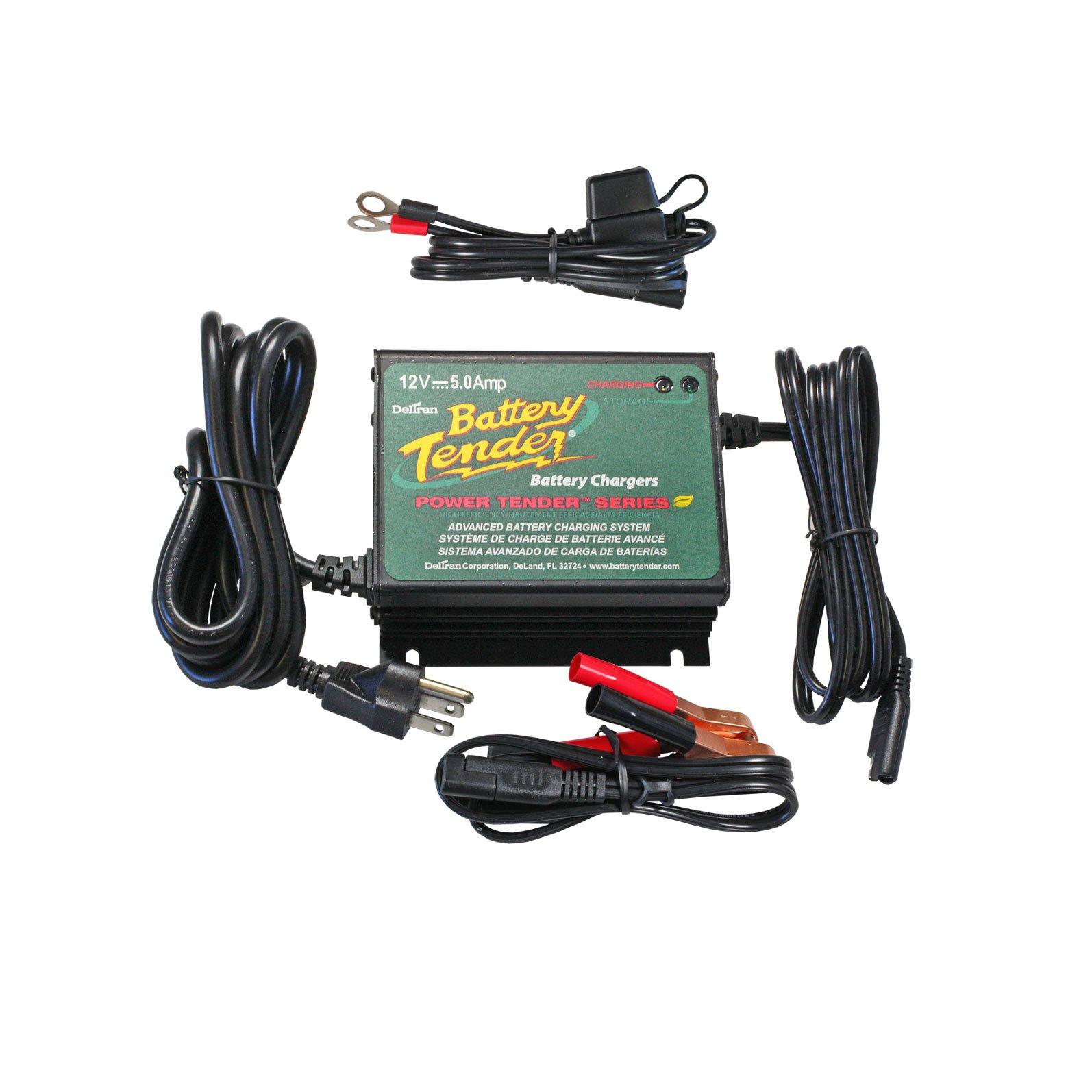Battery Tender 12 Volt 5 Amp Water Resistant Battery