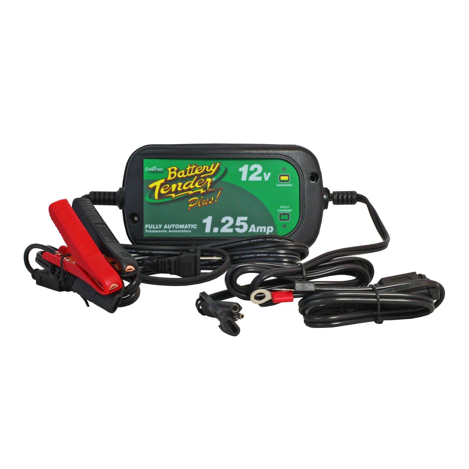 battery tender 12 volt amp high efficiency battery. Black Bedroom Furniture Sets. Home Design Ideas
