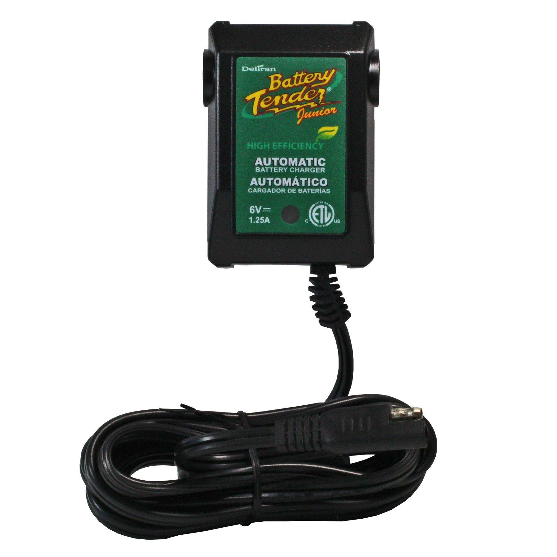 battery tender junior 6 volt amp high efficiency. Black Bedroom Furniture Sets. Home Design Ideas