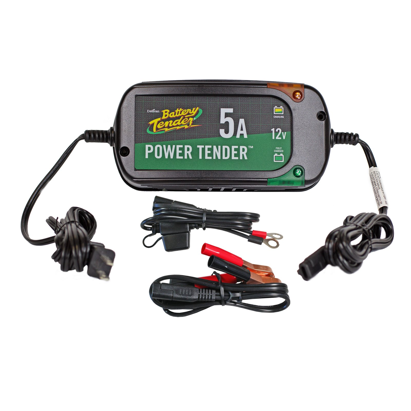 Battery Tender 12 Volt 5 Amp High-Efficiency Battery Charger (California  Compliant)