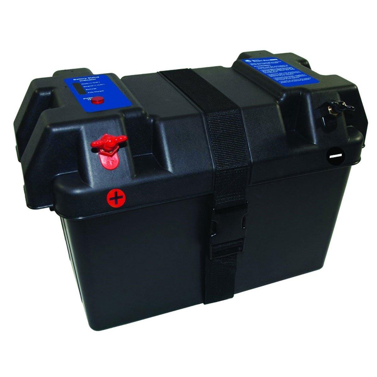 Marine Smart Battery Box Group 24 Amp 27 Batterymart Com