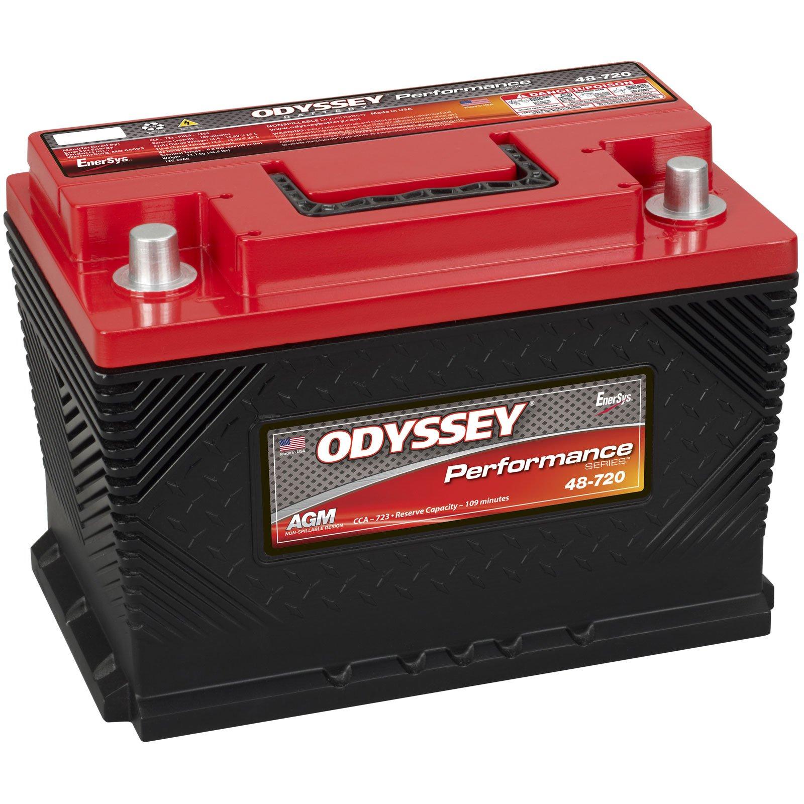 Odyssey 48-720 Battery