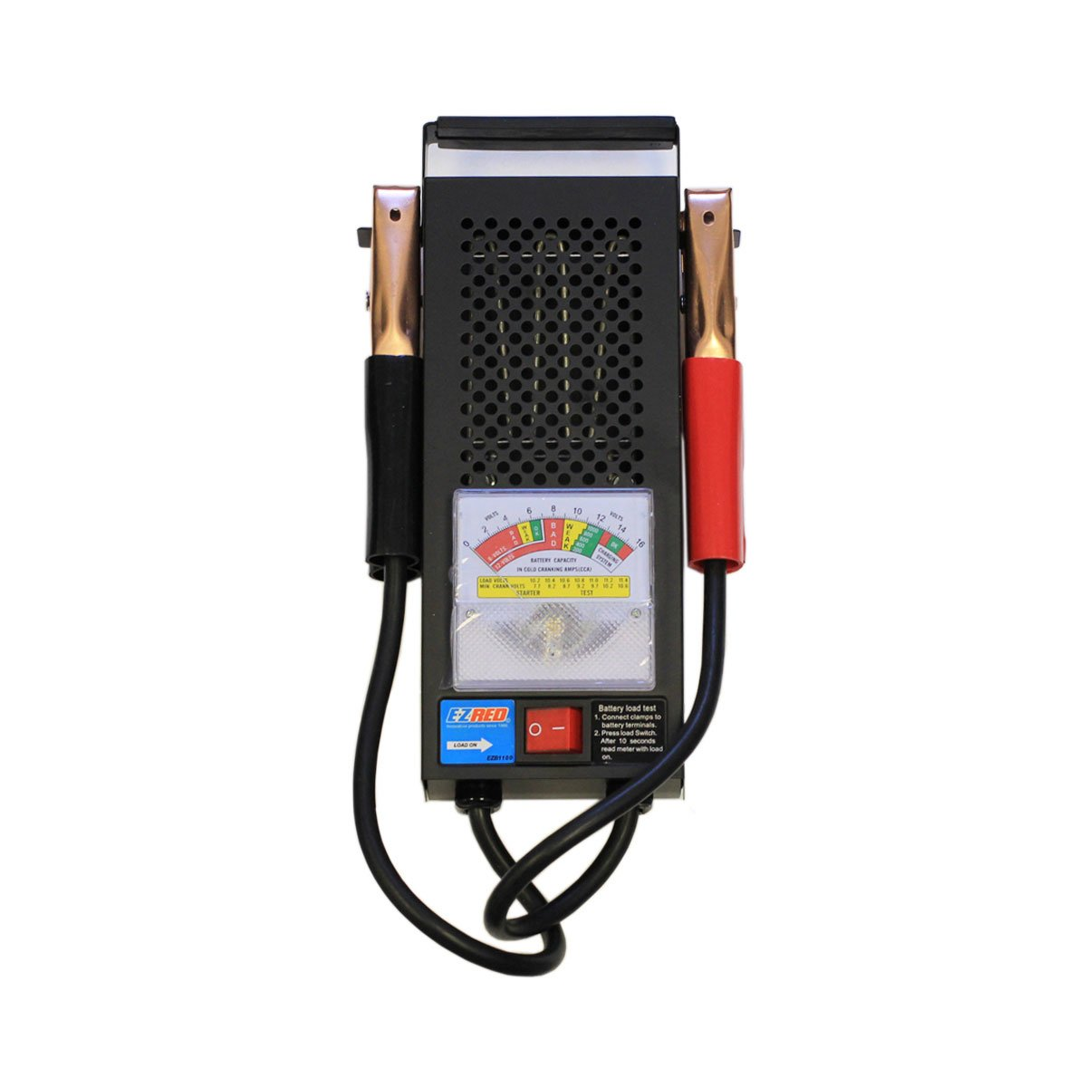 8 Volt Battery Load Tester : And volt battery tester load