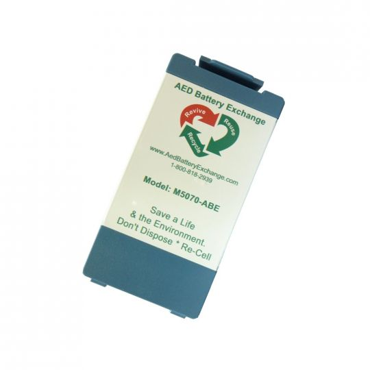 Replacement Philips HeartStart OnSite/FRx AED Battery