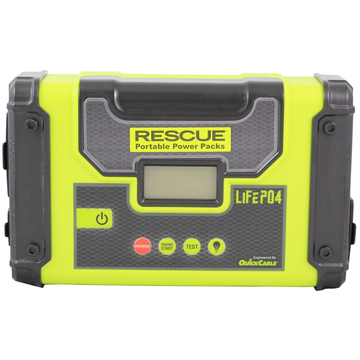 Quickcable Rescue Lifepo4 Jump Starter Portable Power Pack