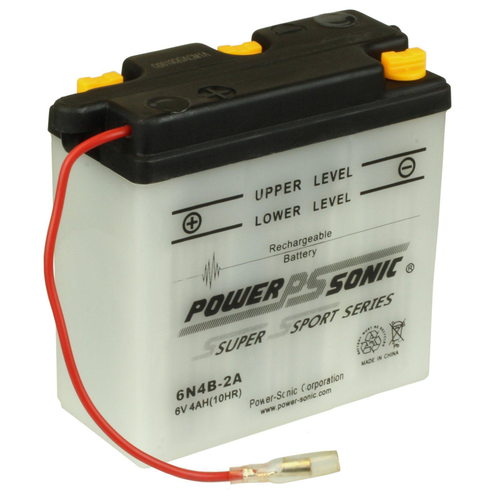 6n4b 2a Dry Charge Battery Acid Required Batterymart Com