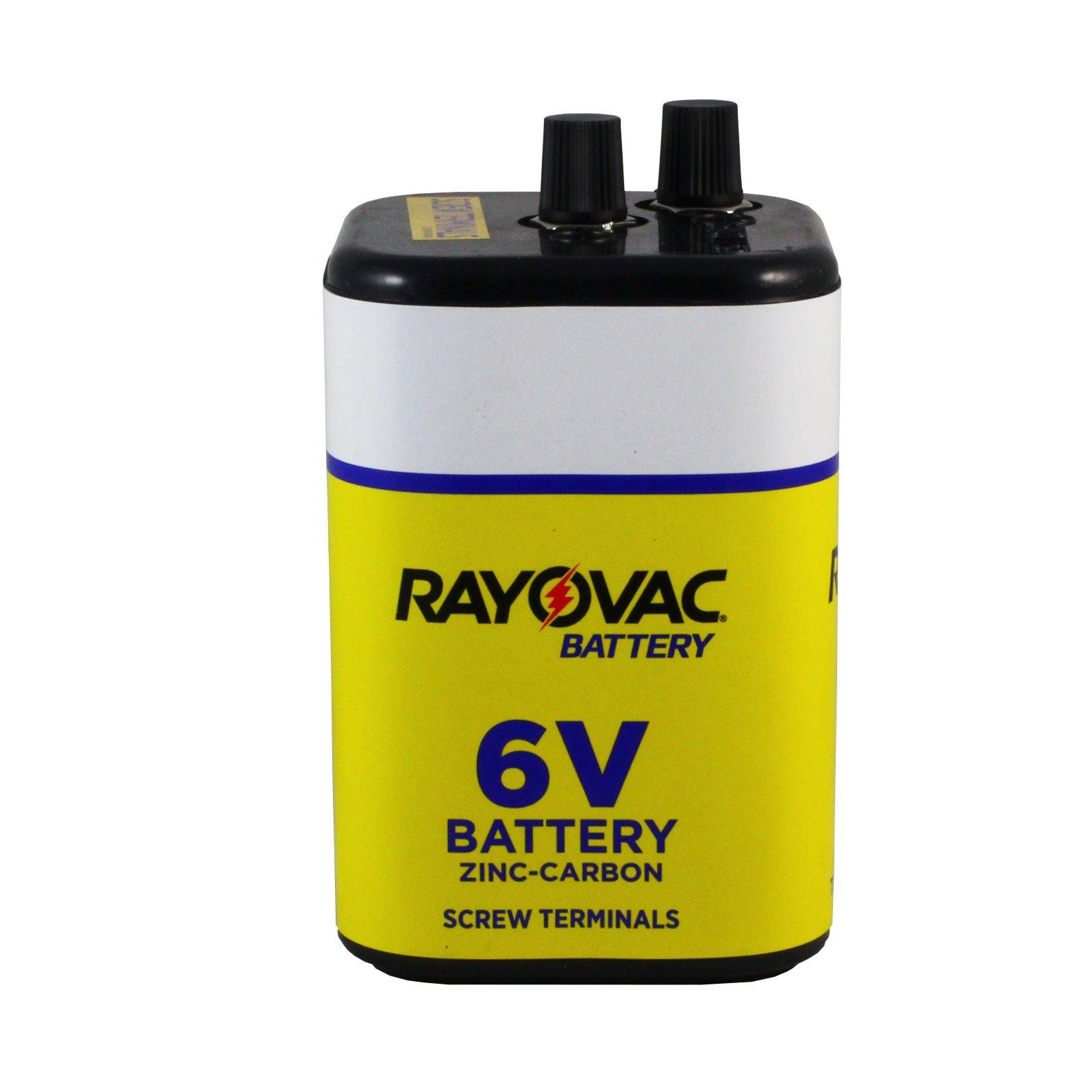 Rayovac Screw Terminal Lantern Battery Free Shipping