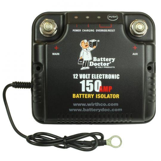 Battery Doctor 150 Isolator Batterymart. Battery Doctor 150 Isolator. Wiring. Noco Battery Isolator Wiring Diagram High Performance At Scoala.co