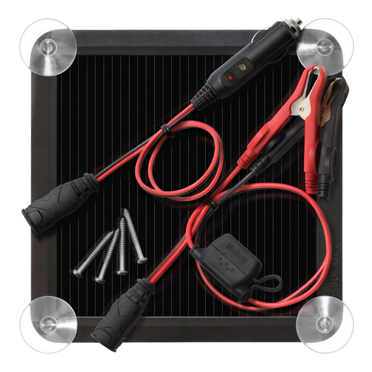 Noco Blsolar2 12v Solar Battery Charger Mart 48v Circuit With High Low Cutoff